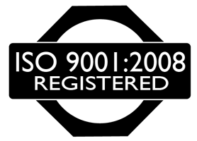 Branham Corporation ISO 9001:2008 Registered